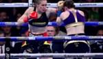 Delfine Persoon staat dicht bij rematch tegen Katie Taylor