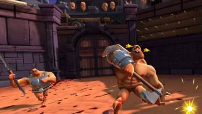 RECENSIE. 'Gorn': Als een gladiator in de arena ***