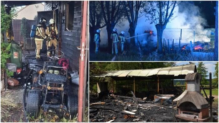 Aspirant-brandweerman (22) wordt beschuldigd van drie brandstichtingen die hij daarna zelf hielp blussen