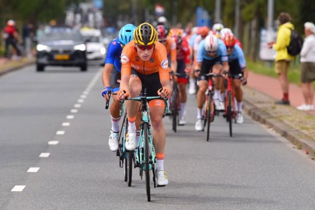 """Geen Nederlanders op het EK wielrennen? """"Misschien rijden we wel met een beloftenploeg bij de profs"""""""