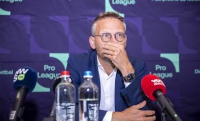 Belgische voetbaltop in crisis: hoe is het zover kunnen komen met de Pro League