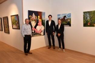Kortrijk heeft nieuwe kunstgalerie in de Patria