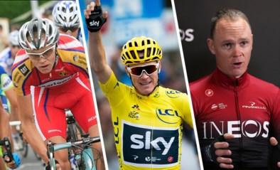 Het huwelijk van Chris Froome en Team Sky: succes, maar ook intriges, blessureleed en dopingbeschuldigingen