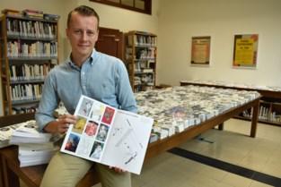 """Kunstacademie maakt stickeralbum met 150 eindwerken van leerlingen: """"Je vindt ze bij lokale handelaars"""""""