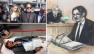 Getuigenis over kwijtgespeeld vingertopje en liefdesverklaring in bloed: Johnny Depp wentelt zich in slachtofferrol op derde procesdag