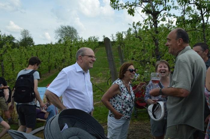 Vernieuwd wandelnetwerk Getevallei begint in Meldert