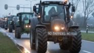 """Nederlandse boeren met tractors onaangekondigd op weg naar Den Haag: """"Eén grote denderende stoomwals"""""""