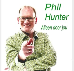 Phill Hunter presenteert meezinger na corona