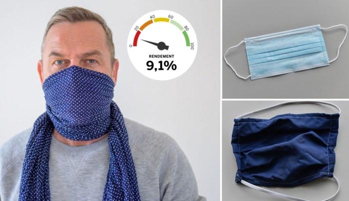 Van een sjaal tot chirurgisch exemplaar: hoe goed beschermen de mondmaskers en wíé beschermen ze?