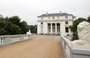 Renovatie Hof ter Linden begint in 2022, feesten in kasteel kan tot eind 2021