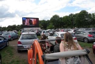 Grootste mobiele bioscoopscherm ter wereld staat in Bilzen