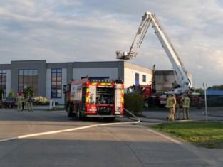 Brandweer voorkomt uitbreiding brand bij coatingbedrijf