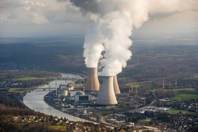 Kerncentrale Tihange ligt volledig stil