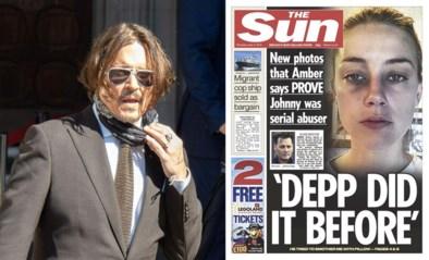 Het proces dat alles op z'n kop zet: Johnny Depp kwam naar Londen als klager, maar nu staat zijn carrière op het spel terwijl 'The Sun' kan cashen