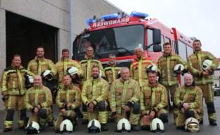 Eerste Ieperse beroepsbrandweerman gaat op rust