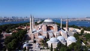 """Turkse president Erdogan countert kritiek op plan om Hagia Sophia weer als moskee te gebruiken: """"Gebouw blijft werelderfgoed"""""""