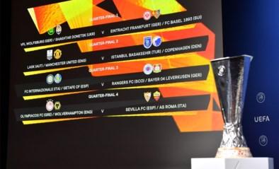 Stevige kleppers wachten voor Lukaku (Inter) en Dendoncker (Wolverhampton) in Europa League (als ze zich plaatsen voor Final 8)