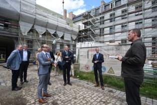 """Ministerie kent erfgoedsubsidie toe voor lopende renovatie Pauscollege: """"Dit onderwijserfgoed moet gekoesterd worden"""""""
