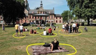 Vlaamse feestdag in veilige bubbels
