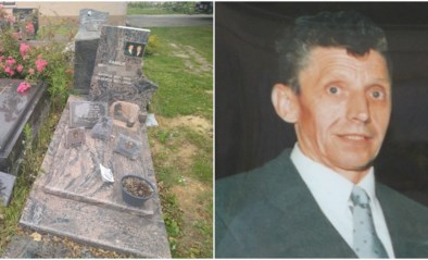 """Man 19 jaar na overlijden opgegraven in kader van moordonderzoek: """"Ik dacht dat opa een natuurlijke dood stierf, hopelijk krijgen we snel antwoord"""""""