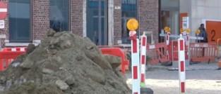 """SP.A over werken: """"Centrum quasi onbereikbaar"""""""