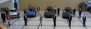 Volvo schenkt hybride wagen aan hogeschool