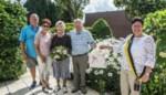 Roger en Jacqueline vieren diamanten jubileum
