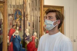 Museum M lanceert drie nieuwe tentoonstelling én uniek mondmasker