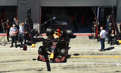 Max Verstappen snelste en voorlopig op pole voor GP van Stiermarken