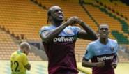 Norwich City moet terug naar tweede klasse na vier ( ! ) doelpunten van West Ham-spits Antonio