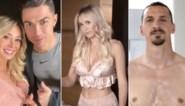 Zlatan Ibrahimovic verschijnt samen met blondine halfnaakt in een reclamespot (en in Italië weten ze héél goed wie dat is)