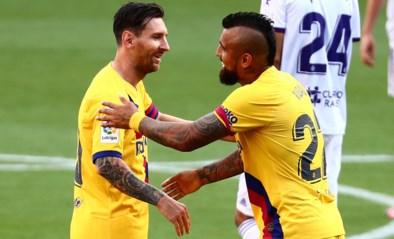 Lionel Messi scoort niet voor Barcelona, maar zet opnieuw straf record neer