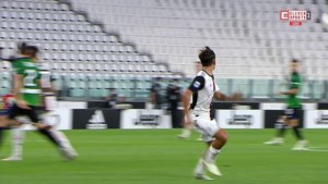 Zo heerlijk dat zelfs Gianluigi Buffon onder de indruk is: Paulo Dybala toont fraai staaltje techniek
