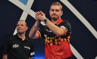 Van den Bergh en De Decker struikelen in achtste finales van Summer Series darts