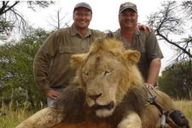 <B>De tandarts die destijds Cecil de leeuw doodde, is opnieuw gaan jagen in Mongolië</B>