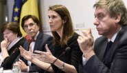 Premier Wilmès en minister-president Jambon wonen verrassingsconcert Will Tura bij