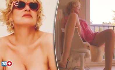 """Pascale Platel geeft zich op haar 60ste helemaal bloot: """"Nu kan ik rustig oud worden"""""""