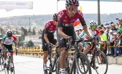 Colombiavlucht met onder andere Egan Bernal onzeker na nieuwe coronamaatregelen