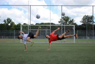 Voetbalkampioenen organiseren bootcamp freestyle en panna