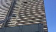 Meerdere balkonbranden in hoog appartementsgebouw