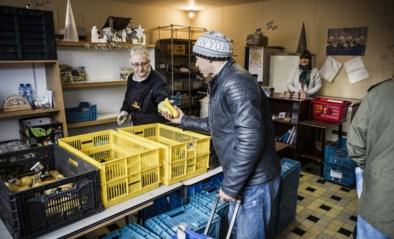 Meer Belgen gaan maandelijks naar de voedselbank