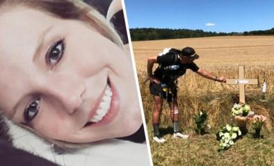 """Belgische triatleet komt na 250 km aan op plek waar vriendin met vliegtuig crashte: """"We hebben het gehaald"""