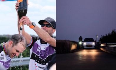 Monsterlijke prestatie: Luxemburger breekt wereldrecord ultrafietsen met waanzinnige cijfers