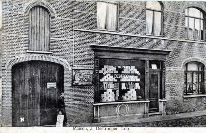 Hier begon succesverhaal Jules Destrooper, maar winkeltje sluit na 135 jaar