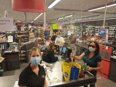 Mondmaskers meteen algemeen aanvaard, winkels ervaren geen problemen bij klanten