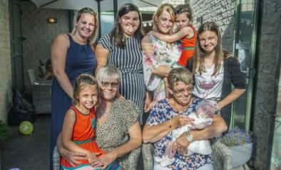 Michaëlla al voor vijfde keer oudste telg van viergeslacht