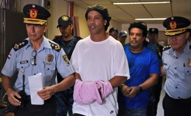 Rechtbank in Paraguay wijst vrijlatingsverzoek Ronaldinho af