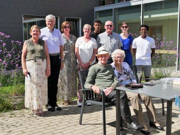 Gabriël viert 100ste verjaardag, zijn vrouw Anna (94) voert het woord
