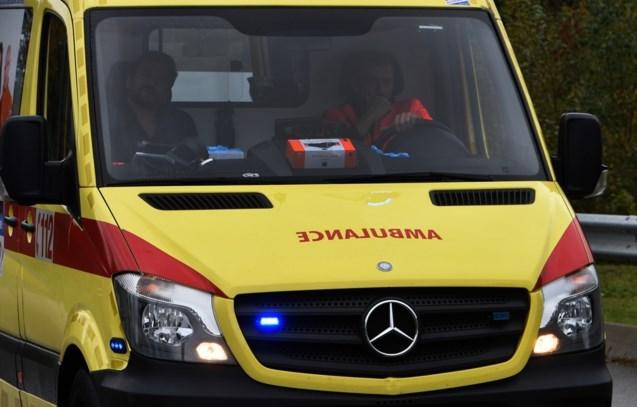 Bestuurster moet uit auto bevrijd worden na ongeval op Brusselse Ring