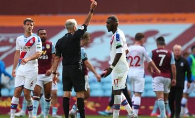 Trezeguet (ex-Anderlecht) scoort twee keer, Christian Benteke krijgt vlak nà het laatste fluitsignaal nog een rode kaart
